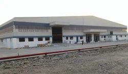 Industrial Pre Engineering Building