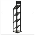 Pragati Systems Magazine Display Stand (Catalog Rack) MT-12