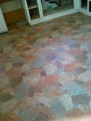 For Indoor And Outdoor Stone Flooring Service