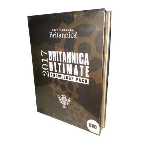 Encyclopedia Britannica Britannica Ultimate Knowledge Pack DVD 2017 ...