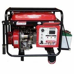 GE-3P-5000DS Portable Diesel Generator