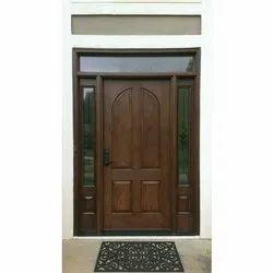 Decorative Stylish Wooden Door