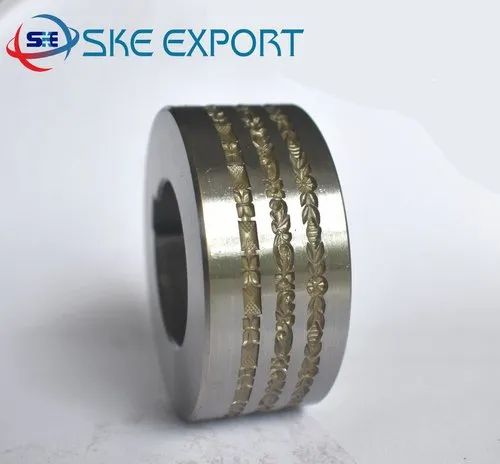 Customize Jewelry Embossing Roller