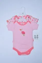 02 Pack Body Suit Plain And Printed