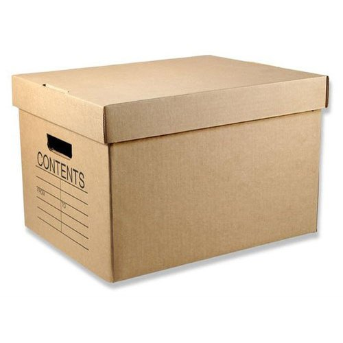 Corrugated Archive Box, for Shipping