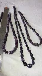 Natural Sugilite Beads Mixed Shape