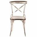 Stainless Steel Bar Chair