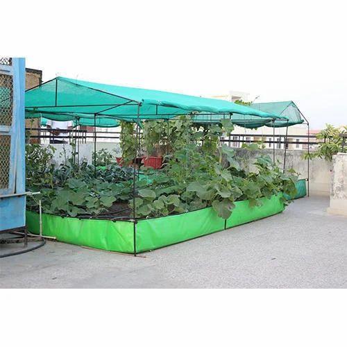 Terrace Garden Bed And Vegetable Bed At Rs 800 Piece Vermicompost Beds Hdpe Vermicompost Bed À¤µà¤° À¤® À¤¬ À¤¡ Green Raksha Agro Seva Pune Id 20380610191