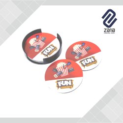 Promotional Tea Coaster Set