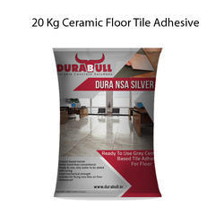 20 Kg Ceramic Floor Tile Adhesive