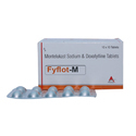 Montelukast Sodium and Doxofylline Tablets