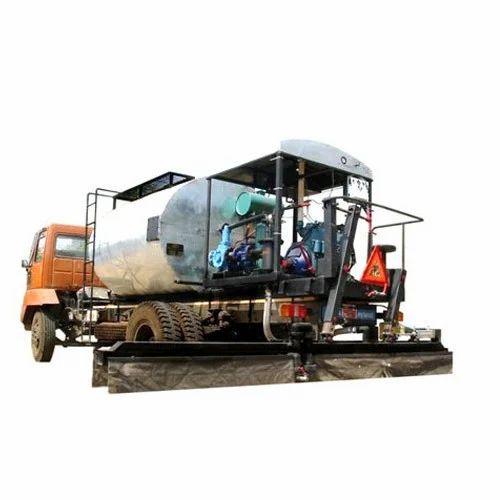 Bitumen Tank & Sprayer - Truck Mounted Bitumen Sprayer Manufacturer