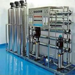 Reverse Osmosis Stainless Steel Industrial Water Purifier, Automation Grade: Fully Automatic, Water Storage Capacity: 1000 L