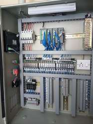 PLC Programming Automation Panel