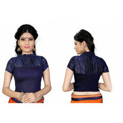 aa01391535d2a8 Multicolor Half Sleeves Blouse at Rs 90  piece