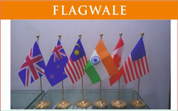 Table Flag Single