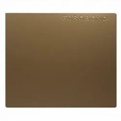 ER 113 Copper Aluminum Composite Panel