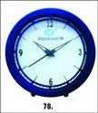 Table Clock (Plastic)