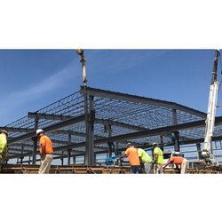 Concrete Frame Structures Industrial Construction Projects