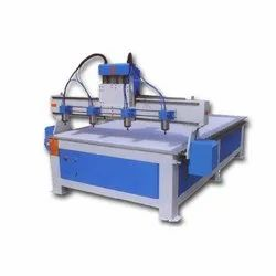 Four Spindle CNC Router