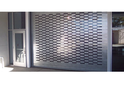 Electric Operated Rolling Shutters