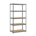 MS Slotted Angle Storage Racks