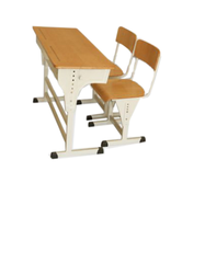 Two Seater Desk and Chair