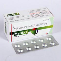 Methylprednisolone Tablets IP 4 mg