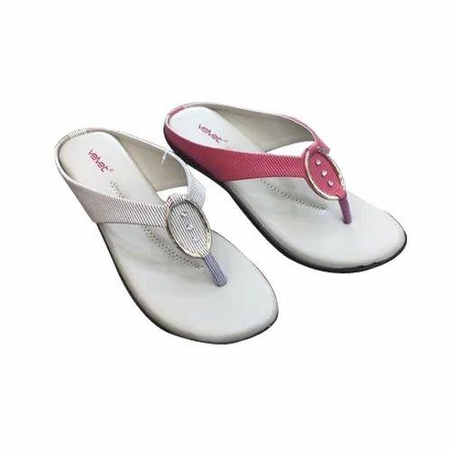 68427384d66d29 Velvet Fancy Ladies Chappal, Rs 349 /pair, Dharmendra Footwear | ID ...