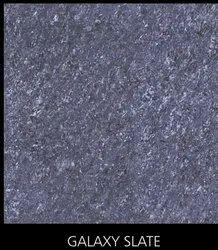 Grey Polished Galaxy Slate SNRLD, for Flooring