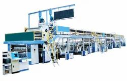 NXGN 2000 5 Layer Corrugated Paperboard Production Line Equipment Configuration