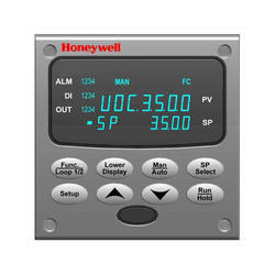 honeywell universal digital controller udc3500 at rs 85000 piece rh indiamart com Honeywell Thermostat Operating Manual Honeywell Home Alarm Systems Manual