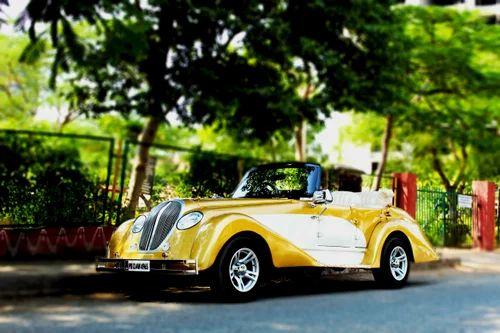 Classic Sports Car Rental Service In Satellite Ahmedabad R K