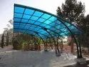 Polycarbonate Parking Sheds