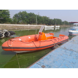 Rigid Inflatable Boat Without OBM