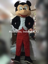 Mickey Mouse Mascot Speical Costume