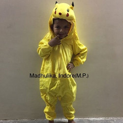 Pikachu Cartoon Costumes