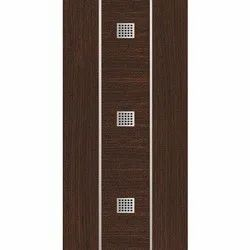 Waterproof Wooden Laminated Flush Door