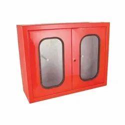 Double Door Fire Hose Cabinet