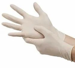 White Hand Gloves