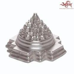 Arkam Parad Meru Shri Yantra (74 grams) for Worship