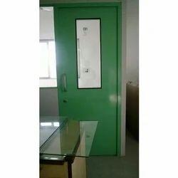 Hinged Hospital Door