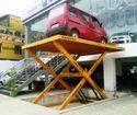 Car Scissor Lift