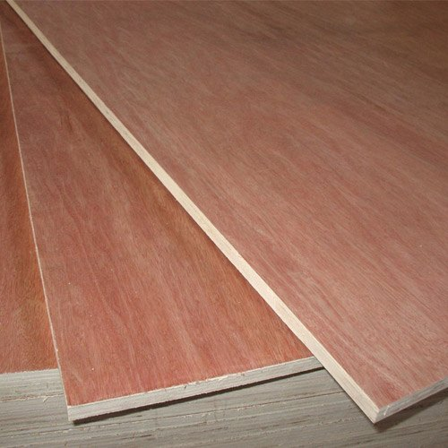 Brown Commercial  Wooden Plywood
