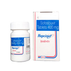 Hepcinat 400 Mg Tablet