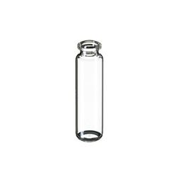 20ml Clear Glass Flat Bottom For PE