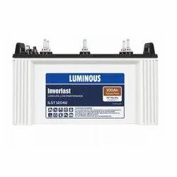 Luminous ILST12042 Tubular UPS Battery, 100 Ah