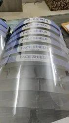 Face Shield 100 Micron