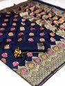 Banarasi Silk Sarees With Beautiful Weaving