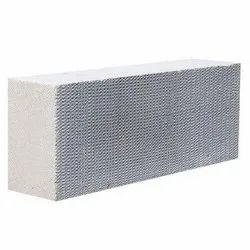 Rectangle Concrete Construction AAC Brick, For Side Walls, Size: 600*200 mm